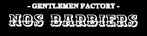 Nos barbiers et coiffeurs